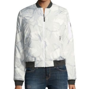 THE NORTH FACE Camo Jacket Barstol Bomber NWT M